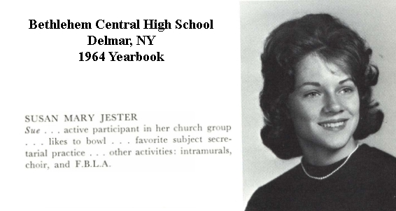 Bethlehem Central - Class of 1964 Deceased - Cliff Lamere
